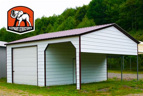 Elephant Carports carports can two uses at oncemetal shelters
