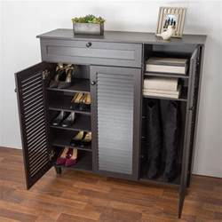 shoe storage closet storage organization the home depot