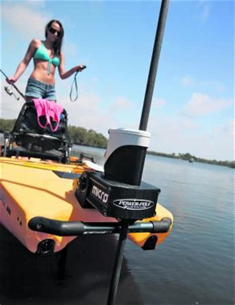 fishing boat power pole fishing monthly magazines power pole micro anchor the