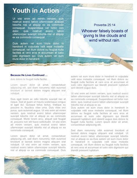 Children Church Newsletter Template Newsletter Templates Children S Ministry Newsletter Template