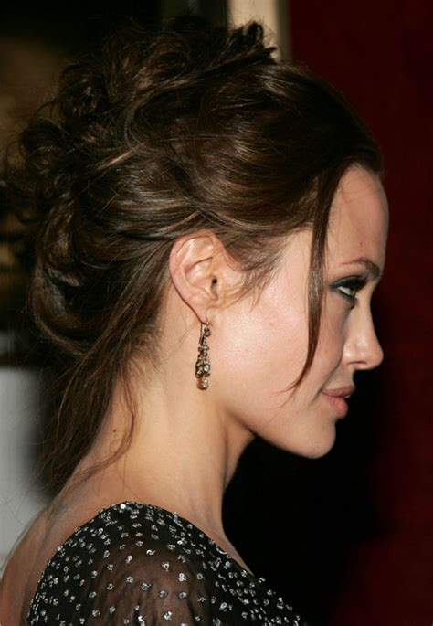 Updo Hairstyles For Work by Pictures Of Medium Hair Updos For Work