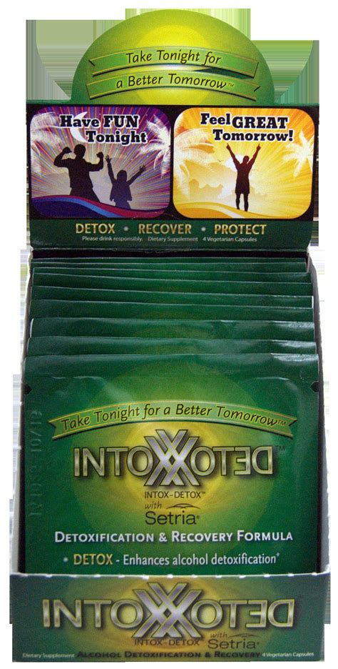 Www Intox Detox by Food Funktions Introduces Intox Detox That Combines Far