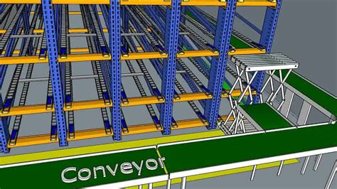warehouse layout pdf translink alternative warehouse layout in 3d sketchup