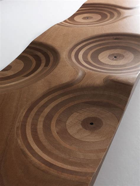 ripple bench ripples outdoor by horm 187 retail design blog