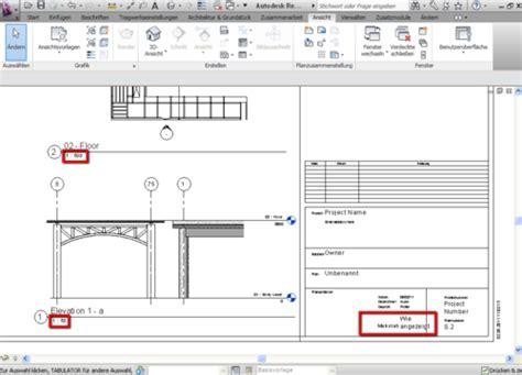 architektur plankopf autodesk bim tipp zur steuerung des ma 223 stabtextes