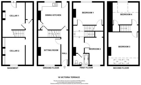 victorian house plans uk pics for gt terraced house plan