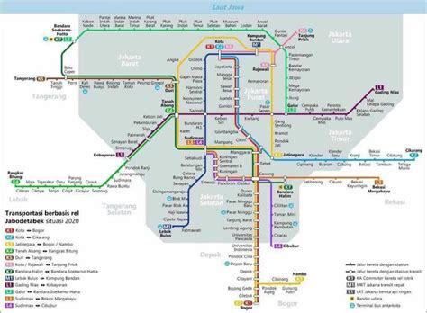 exciting jakarta mass transit plan   revealed