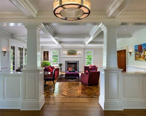 house wayne pa traditional living room