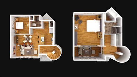 home design 3d double story 3d 2 floor house plan ideas and small planhome design