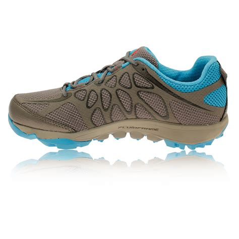 waterproof womens running shoes columbia conspiracy titanium outdry womens grey waterproof