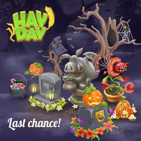 Last Day For Decorations by Hay Day Reminder Last Day For Decorations