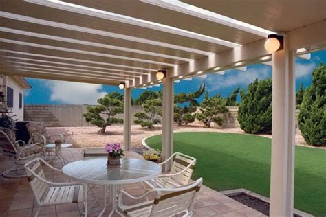 Solid Skylights Patio Covers Design Deck Porch Verandah Patio Cover Lighting Ideas