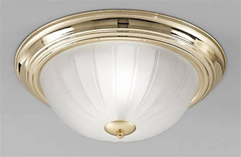 franklite ribbed shade bathroom ceiling light cf1286 franklite lighting luxury lighting franklite low energy ribbed acid glass brass 390mm dia flush ceiling fitting cf5640el from