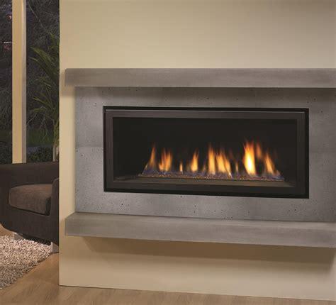 Gas Fireplaces Horizon Hz40e Kastle Fireplace Regency Horizon Fireplace