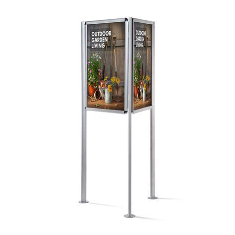 cornici per poster 70x100 porta poster a 3 lati con cornici a scatto 70x100 studio t