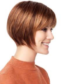 inverted bob hairstyles with fringe hairstyle simple beautiful bobs with bangs fringe