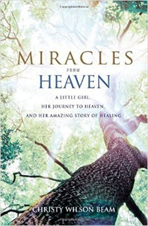 Miracle From Heaven Book Review Monday Miracles From Heaven Book Giveaway Debbie Kitterman