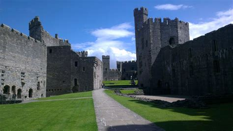 Caernarfon Castle Interior by Pin By Boutique Tours Of Wales On Castle