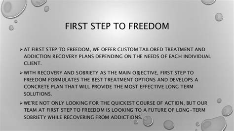 1st Step Detox by Addiction Recovery In Fl