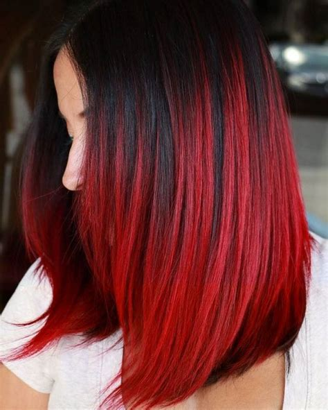 To Hair Color   bright red hair ideas for 2017 new hair color ideas