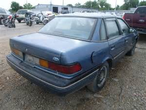 1fapp36x3jk179954 bidding ended on 1988 blue ford tempo