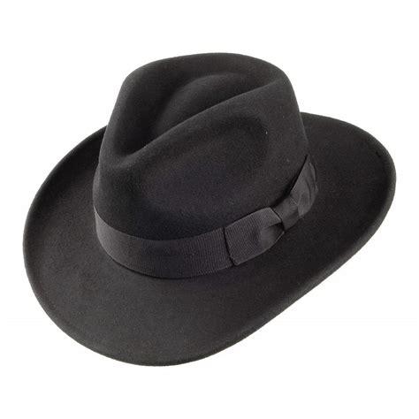 billiken hats hattar ford fedora svart herrhattar hatshop se