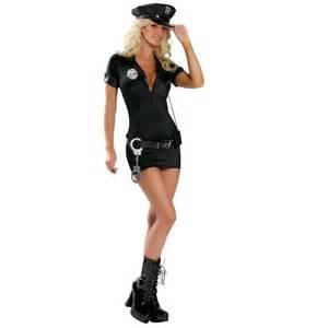 police women officer cop uniform fancy dress complete