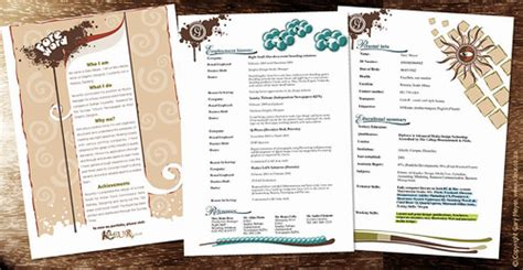 job application layout design 32 amazingly creative job applications print24 blog