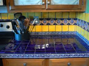 mexican tile designs classic mexican kitchens simple home decoration