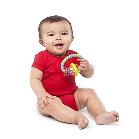 Bright Starts Rattle And Spin bright starts grab and spin rattle import it all