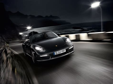 porsche black 2012 porsche boxster s black edition unveiled the torque