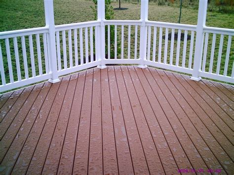 Composite Patio by Bowie Maryland Deck Patio Buil From Maryland Deck Builders