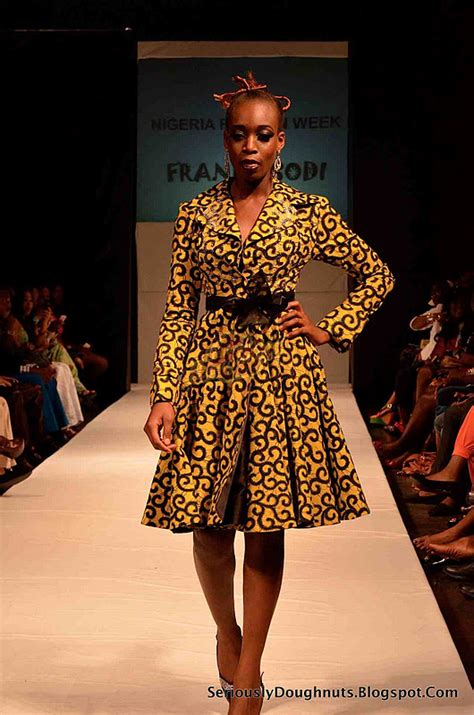 latest new hair style in nigeria nigeria fashion week runway 2011 pictures frank osodi