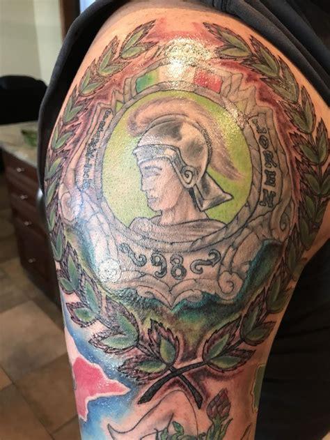 cross with shading tattoo best 25 maltese cross tattoos ideas on
