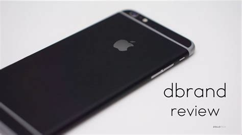 dbrand skins for iphone 6s plus review