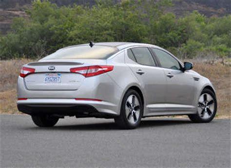 2013 Kia Optima Review 2013 Kia Optima Hybrid Spin Review Autobytel