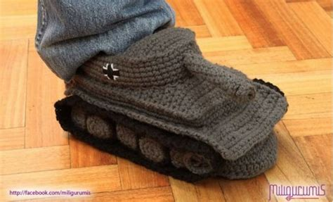 crochet tank slippers pattern free tank crochet slippers you ll these patterns the whoot