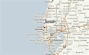 map of dunedin florida dunedin florida location guide