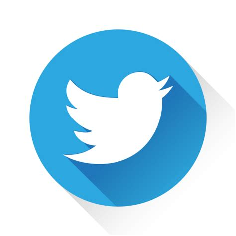 twitter circle icon transparent 13 flat round twitter icons images twitter icon round