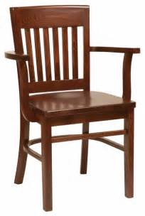 Wooden Dining Chairs With Arms Wooden Kitchen Chairs Padded And Wooden Seats And Frames