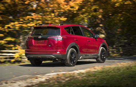 is toyota weekend warriors wanted the 2018 toyota rav4 trail is