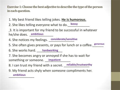 Describe My Best Friend Essay by Ppt Writing A N Opinion Paragraph About Someone You Admire Powerpoint Presentation Id 2753507