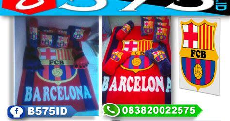 Karpet Karakter Barcelona karpet logo barcelona set standar set layanan bisnis b575 id