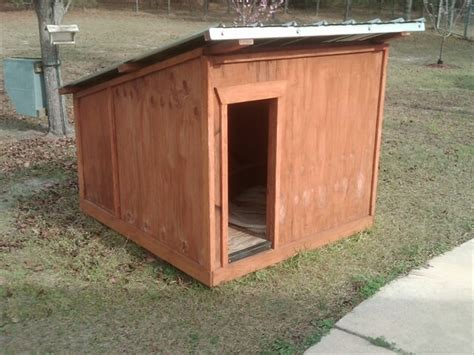 how to build a basic dog house 14 diy doghouse design diy to make