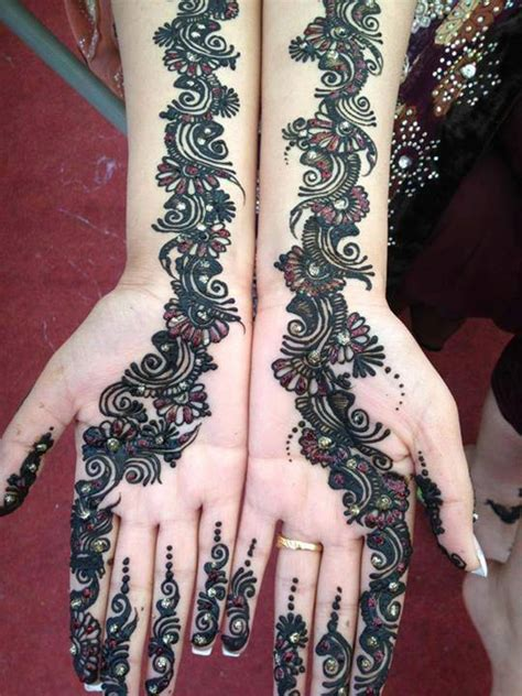 designing the beautiul most beautiful mehndi designs for hands fashion fist 16