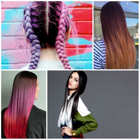 two tone hair color ideas two tone hair color ideas for 2017 best hair color ideas