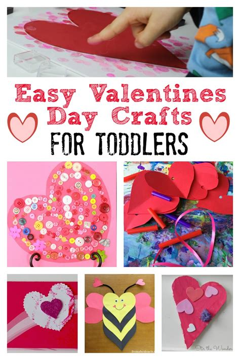 easy valentines crafts for day crafts images