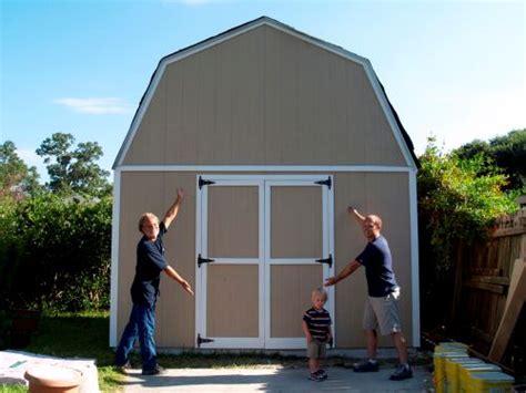 craigs  barn shed