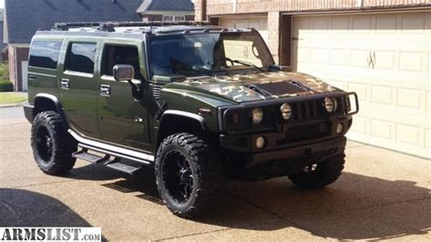 new h2 hummer for sale armslist for sale hummer h2 army edition