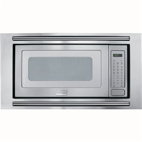 24 inch under microwave frigidaire fpmo209kf 24 quot 2 0 cu ft built in microwave oven